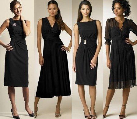 18083ed6421 Маленькое чёрное платье   Познавательный мир